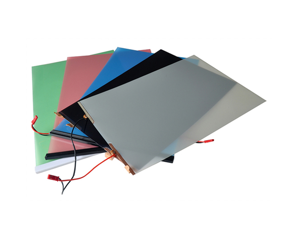 2020 new design colored pdlc electrochromic film Featured Image