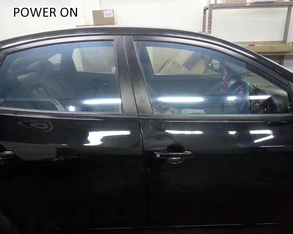 36vac electric car window smart tint film