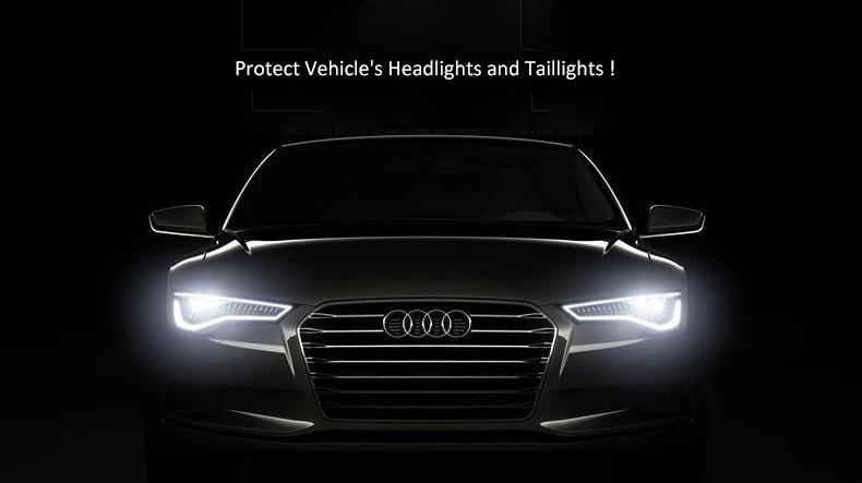 3m clear headlight protective tint vinyl wrap film