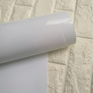 whiteout decorative film for glass