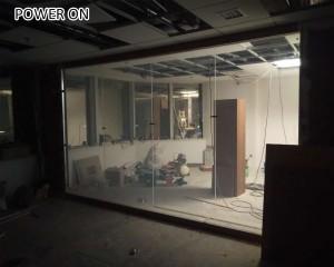 48v pdlc folie inteligentne window privacy film