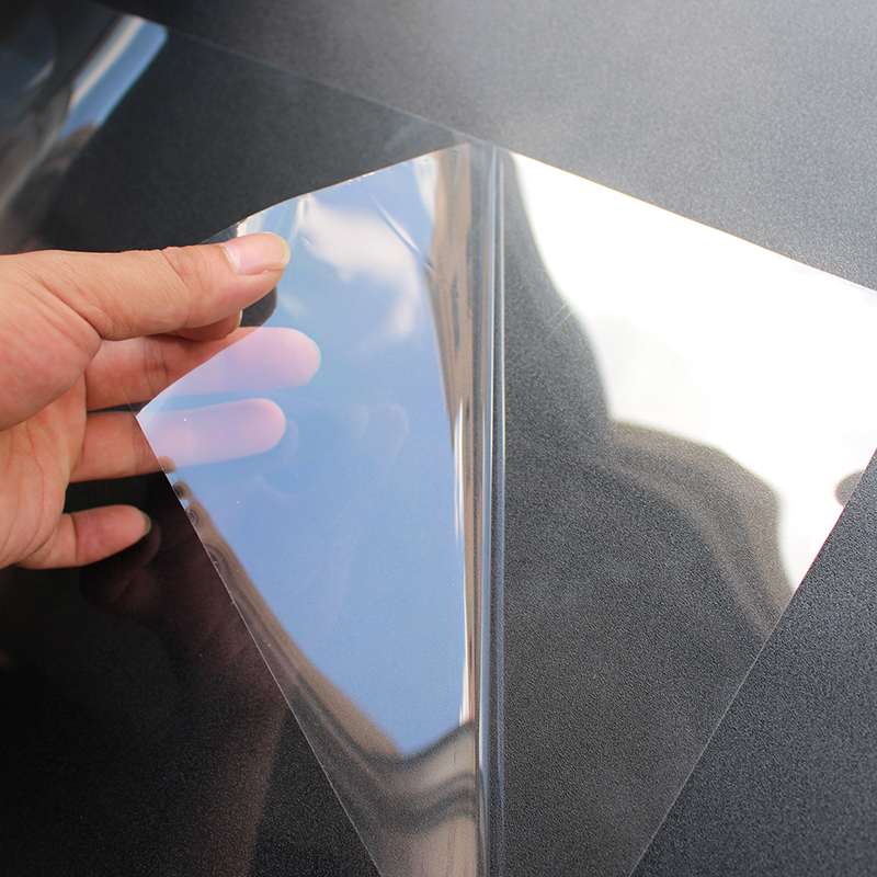 8 mil clear security window film 60 inch wide