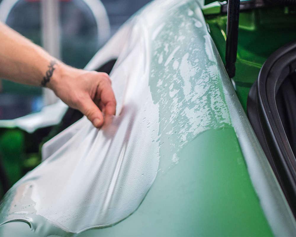 8mil thick ppf paint protection film