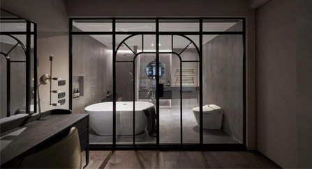 Noyark Pdlc Smart Film Glass Protects Hotel Guests' Privacy