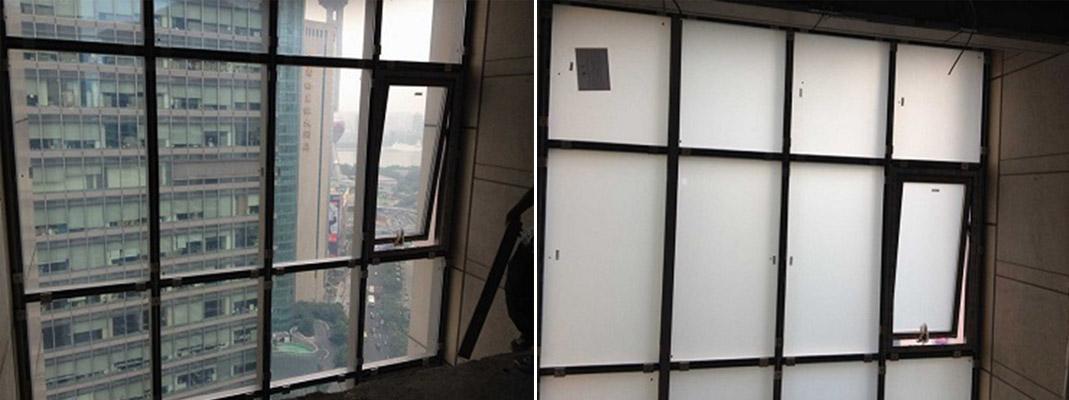 glass smart film