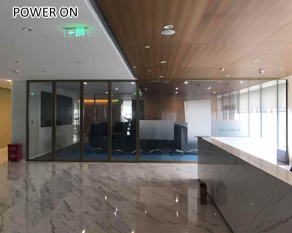 China brand pdlc smart window film