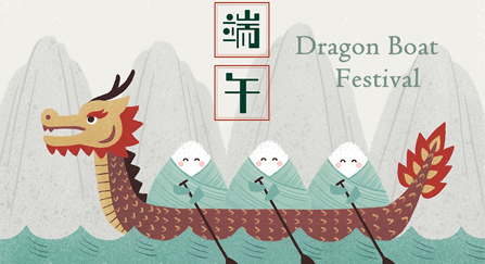 Dragon Boat Festival Celebrations Begin In China.