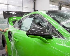 auto protective car paint masking film