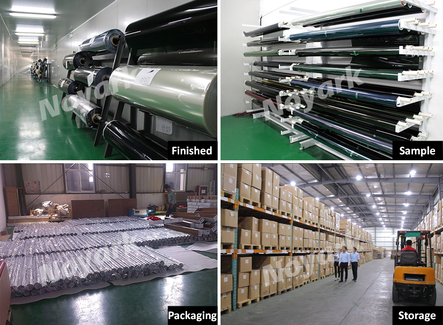 2019 new style electrochromic switchable pdlc film