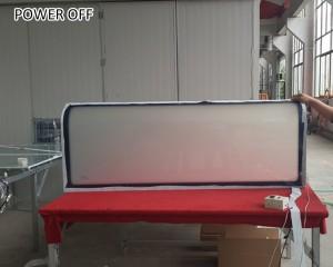 electrochromic car window film