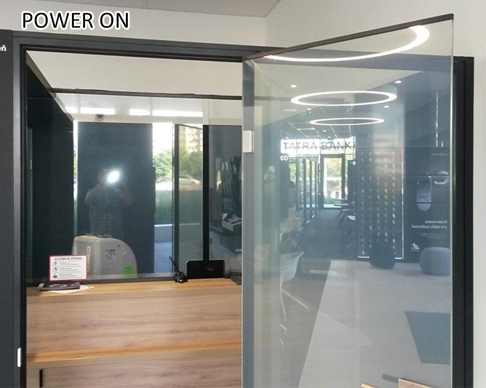 energy saving switchable smart window film