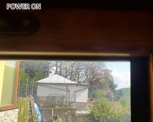 self stick uv protection switchable smart film