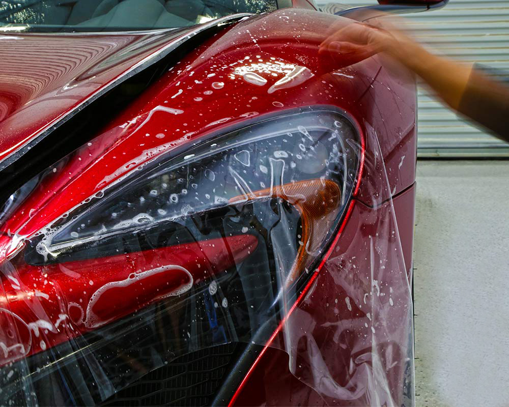 fast recovery invisible paint protection film Featured Image