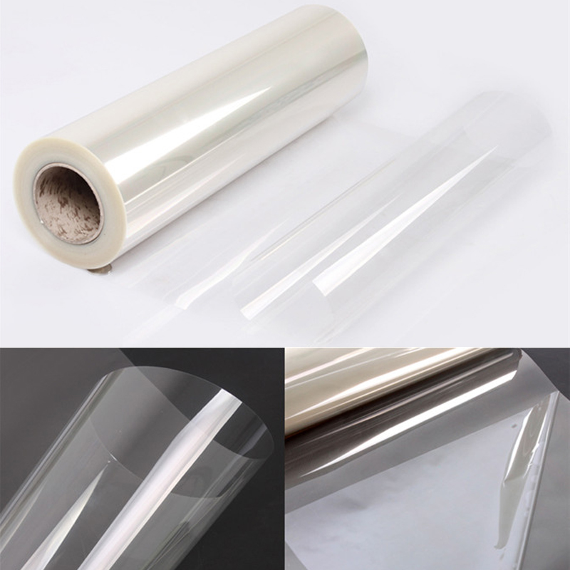 glass protection high clarity safety film 12 mil