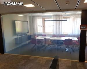 OEM/ODM Manufacturer Switchable One Way Mirror Pdlc Film - good quality magic glass foil – Noyark