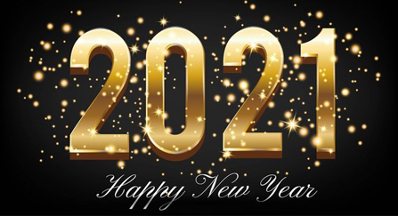 Wishing All Clients A Happy New Year 2021!