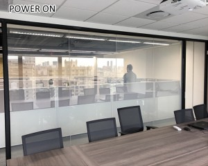 high clarity switchable smart film for commercial use