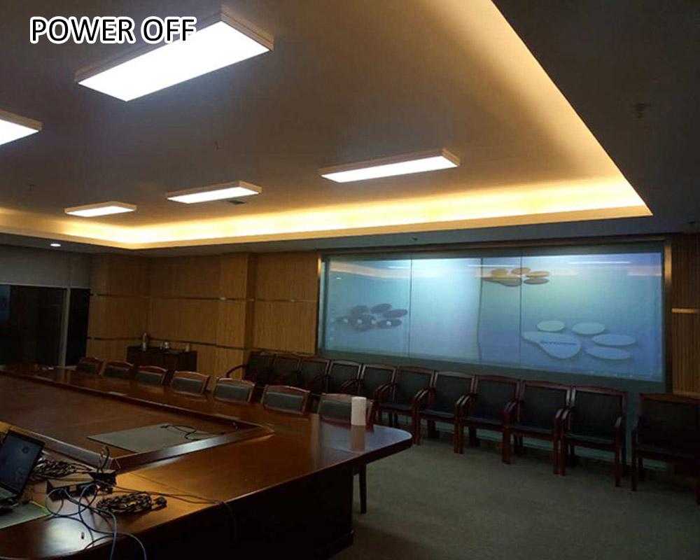 high technology new trendy smart glass film display