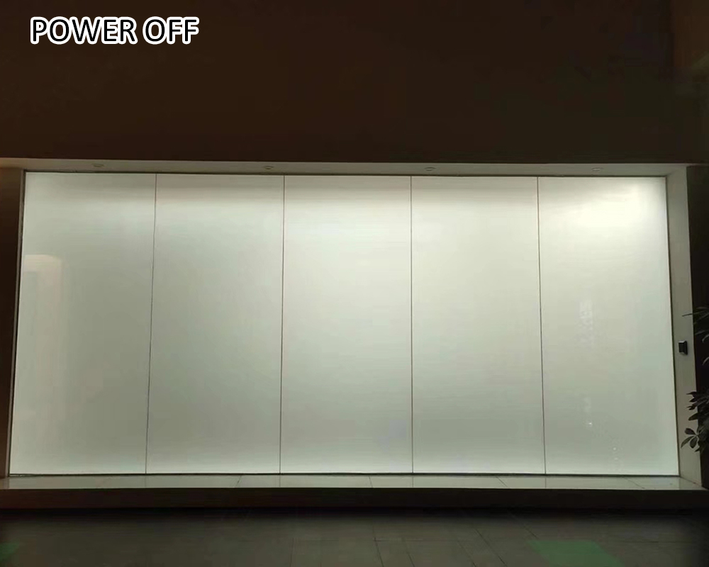 high transparence switchable smart film for building
