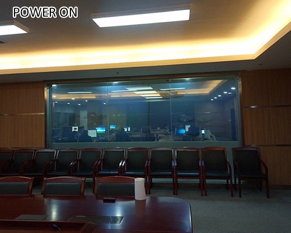 highly competitive price smart glass film switchable