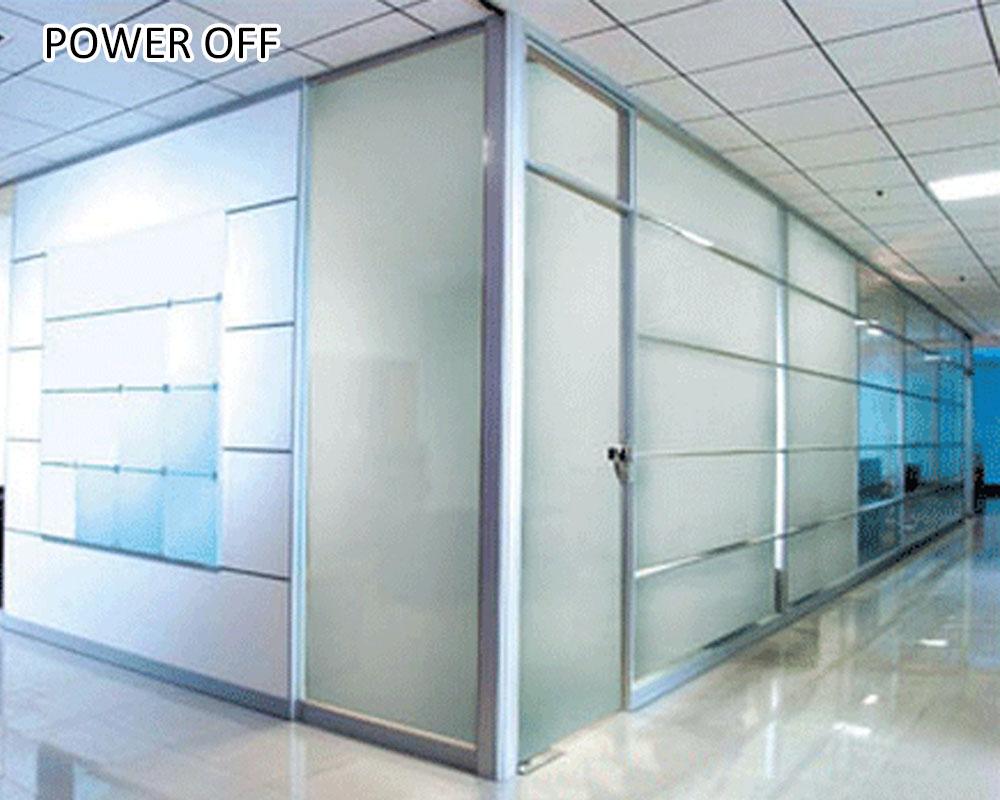 inteligentná fólia electric controlled window film