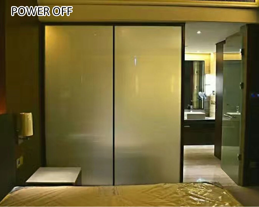 intelligent lcd switchable privacy film