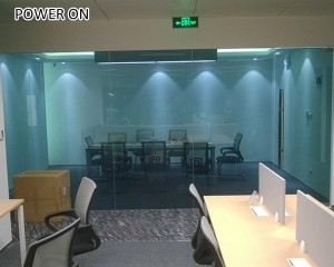 low cost smart window film privacy glass