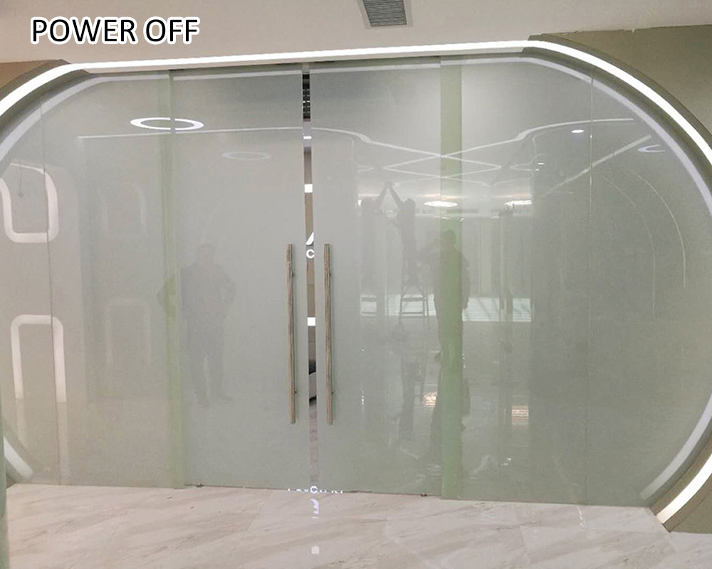 New Fashion Design for Dimmable Pdlc Smart Glass Film -