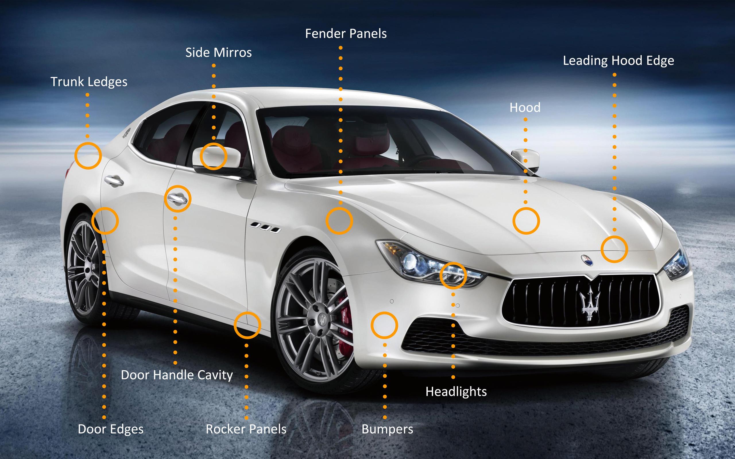 ppf car paint protection film