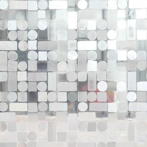 non-adhesive glass film static