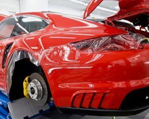 màng che sơn bảo vệ cho xe