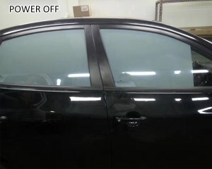 self-adhesive smart film tinting for auto glass