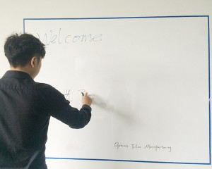 self stick whiteboard film for home
