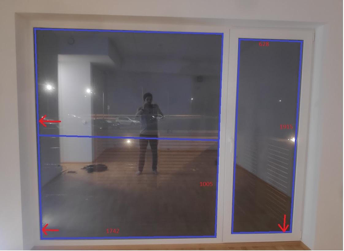 smart film installation site