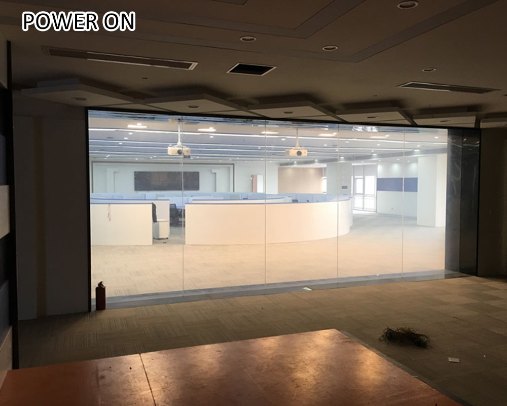 smart film switchable pdlc for building