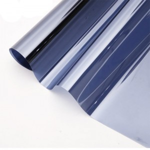 top quality silver tinted solar film window