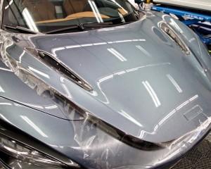 transparent ppf car paint protection film