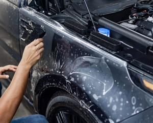 v8 automotive paint protection film