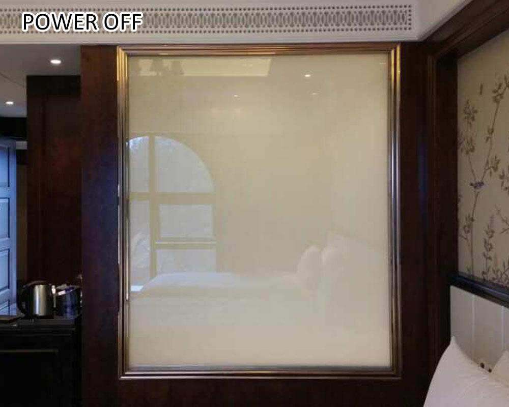 wholesale price switchable pdlc smart window glass film